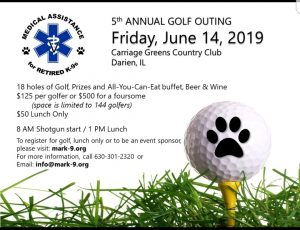 MARK 9 Golf Outing